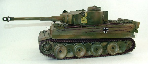 Big Tank Panzer 1:6