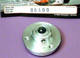 06490 Aluzahnradadapter  Mitnehmer für  Stahlzahnräder 44,46,48