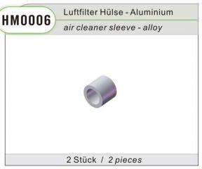 HM0006 - Alu Luftfilter Hülse