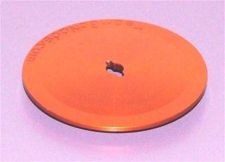 Luftfilterabdeckung Orange Baja 5 B SS