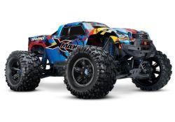 TRAXXAS X-MAXX 4X4 VXL ROCKNROLL RTR OHNE AKKU/LADER 1/7 4WD MONSTER TRUCK BRUSHLESS
