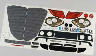 2083/01 - Aufklebersatz Porsche Carrera GT