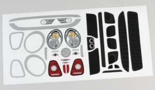 5185/01 - Aufklebersatz Mini Cooper, Set