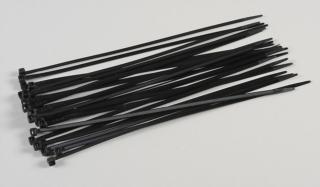 6565/29 - Kabelbinder schwarz 4,8x290, 25St.
