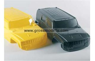 30110 Karosserie Hummer H2 gelb lackiert