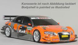 4147 - Karosserie-Set Audi A4 DTM, 2mm lackiert Albers