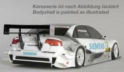4148 - Karosserie-Set Audi A4 DTM, 2mm lackiert Siemens