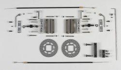 6250/05 - Tuning-Scheibenbremse vorne 1:6, Monst.Mod.4WD, Set