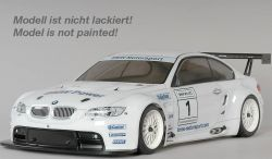 8180/01 - Karosserie-Set BMW M3 ALMS, 2mm glasklar