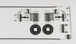 10451 - Scheibenbremse hinten F1, Set