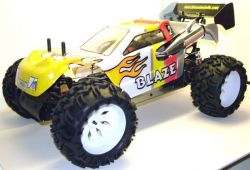 Blaze  Monster Truggy