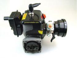 HY Motor 30 CCM Mit Kupplung Vergaser Auspuff Luftfilter