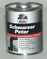 Hitzebeständiger Lack Schwarz Dose 125 ml