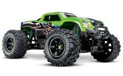 TRAXXAS X-MAXX 4X4 VXL GRÜNX RTR OHNE AKKU/LADER 1/7 4WD MONSTER TRUCK BRUSHLESS