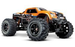 TRAXXAS X-MAXX 4X4 VXL ORANGEX RTR OHNE AKKU/LADER 1/7 4WD MONSTER TRUCK BRUSHLESS