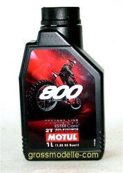 Motul  Off Road 800 Factory Line 1,0 Liter ESTER CORE